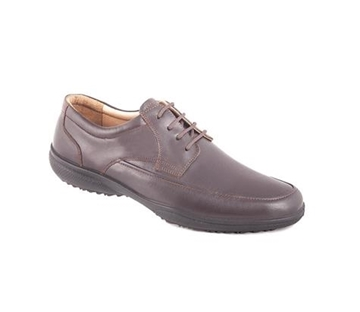 کفش مردانه شیفر مدل 7402D قهوه ای سایز ۴۲