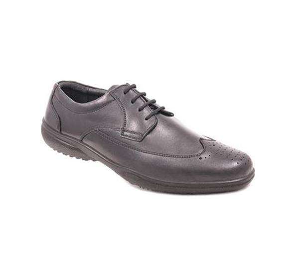 کفش مردانه شیفر مدل 7402A مشکی