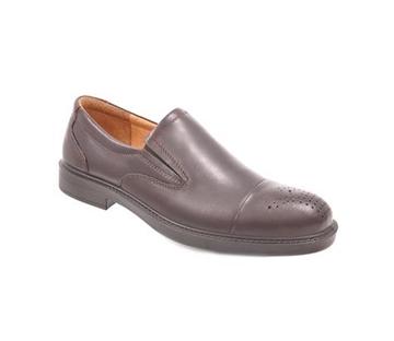 کفش مردانه شیفر مدل 7401G قهوه ای