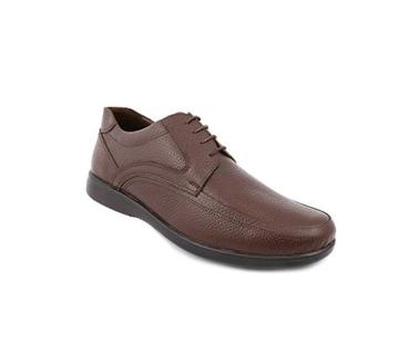 کفش مردانه شیفر مدل 7193B قهوه ای