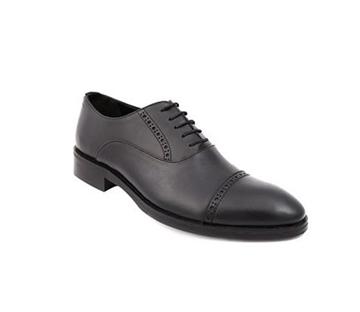 کفش مردانه شیفر مدل 7188A مشکی