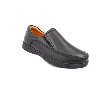 کفش مردانه شیفر مدل 7187A مشکی