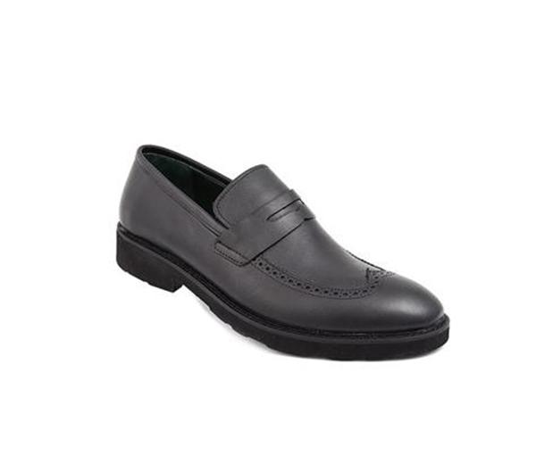 کفش مردانه شیفر مدل 7180A مشکی