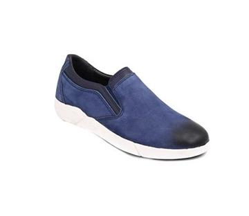 کفش مردانه شیفر مدل 7178A سرمه ای