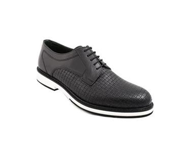 کفش مردانه شیفر مدل 7164A مشکی
