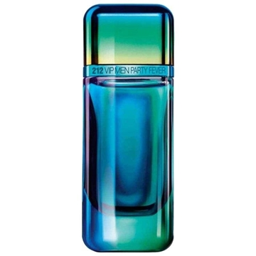 Carolina Herrera VIP 212 Men Party Fever Eau De Toilette For Men 100ml