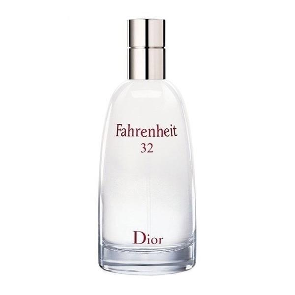 تصویر ادو تویلت مردانه دیور مدل Fahrenheit 32 حجم 100 میلی لیتر Dior Fahrenheit 32 Eau De Toilette For Men 100ml