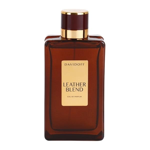تصویر ادو پرفیوم مردانه داویدف مدل Leather Blend حجم 100 میلی لیتر