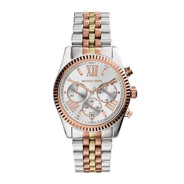 تصویر ساعت مچی مردانه و زنانه مایکل کورس مدل mk5735