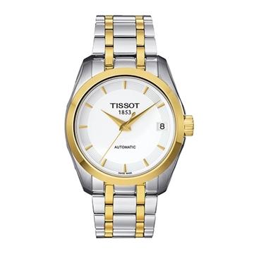 تصویر ساعت مچی زنانه تیسوت T035.207.22.011.00