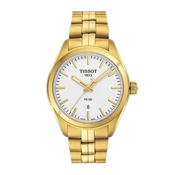 تصویر ساعت مچی زنانه تیسوت T101.210.33.031.00