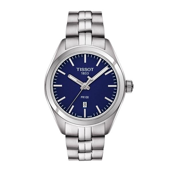 تصویر ساعت مچی زنانه تیسوت T101.210.11.041.00