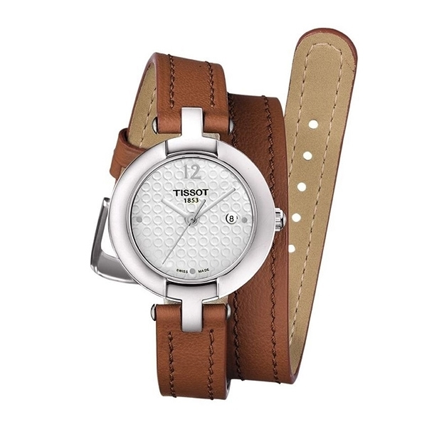 تصویر ساعت مچی زنانه تیسوت T084.210.16.017.04
