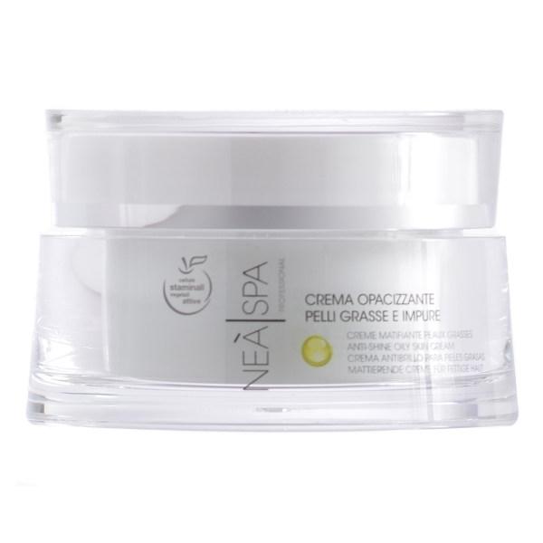 کرم مات کننده پوست نئا اسپا مدل Anti-shine Oily Skin Cream حجم 50 میلی لیتر