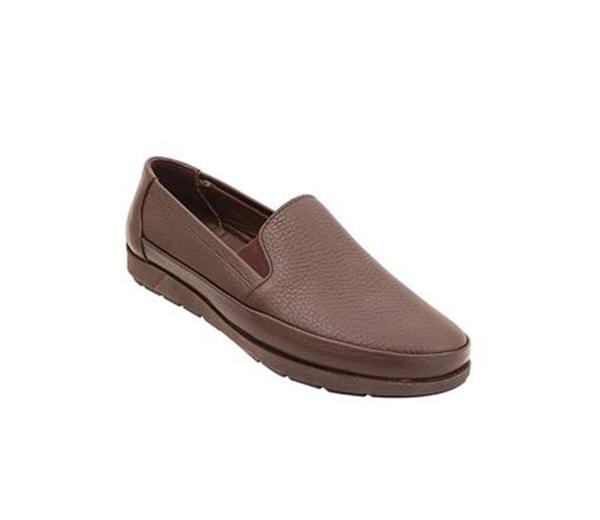 کفش زنانه شیفر مدل 5291A قهوه ای