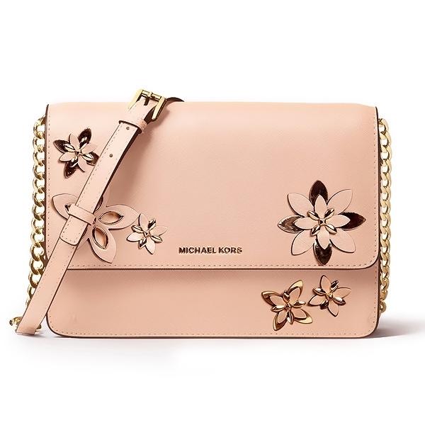 کیف مایکل کورس مدلDaniela Flower بژ