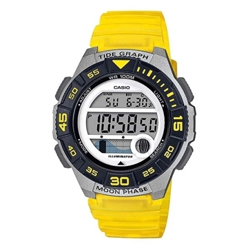 تصویر ساعت مچی کاسیو مدل CASIO – LWS-1100H-9A