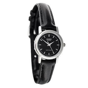 تصویر ساعت مچی عقربه ای زنانه کاسیو مدل LTP-1095E-1A