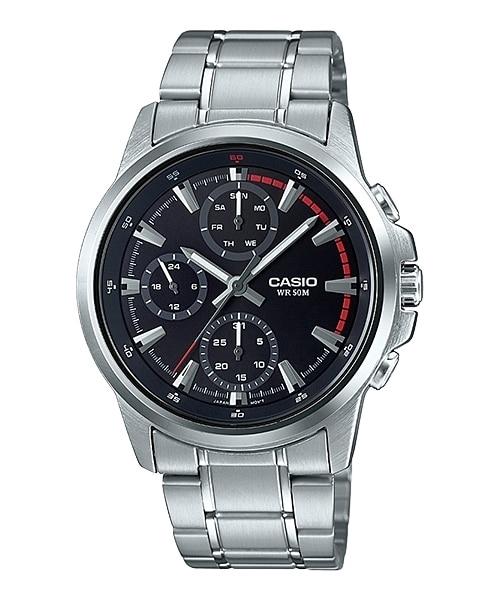 ساعت مچی مردانه کاسیو مدل MTP-E317D-1A