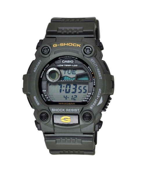 ساعت مچی عقربه ای مردانه کاسیو مدل G-7900-3DR